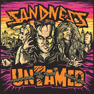 """Το βίντεο των Sandness για το """"London"""" από το album """"Untamed"""""""