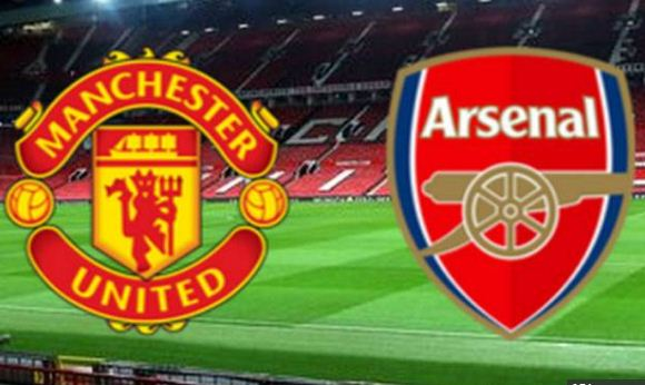 Susunan Pemain Manchester United vs Arsenal