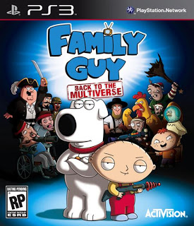 FAMILY GUY BACK TO THE MULTIVERSE PS3 TORRENT