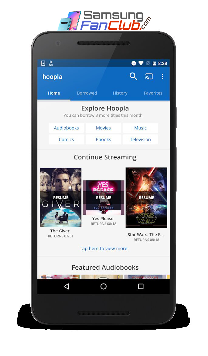25 Best Free Movie Download & Online Movie Streaming Android Apps for Samsung Phones