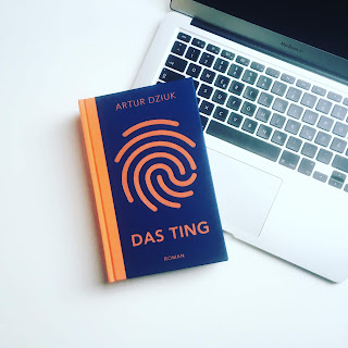 Dystopie Technik Start-up Roman bold Buchempfehlung Buchkritik