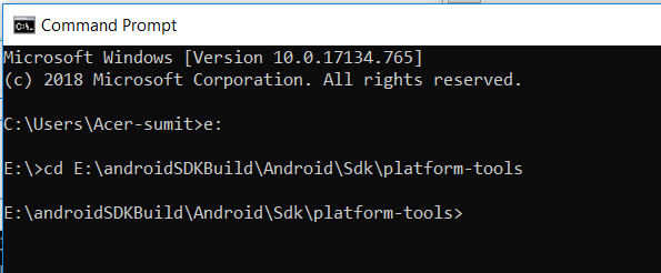 React Native App Development on Physical Android device on Windows