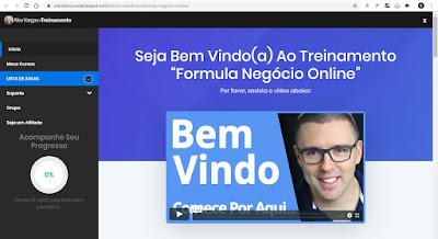 Como é dentro do Fórmula Negócio Online