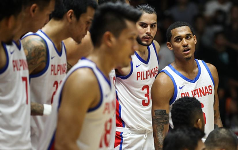 Fil-Am NBA player Jordan Clarkson joins Gilas Pilipinas in the 2018 Asian Games