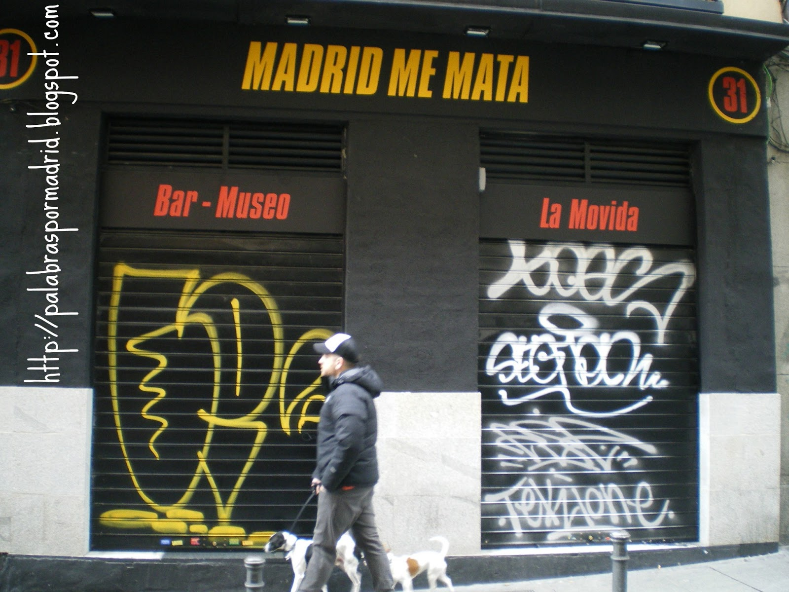 madrid me mata