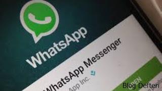 Whattsapp Özel Bilgilerinizi Facebook İle Paylaşacak Güncelleme yapıyor