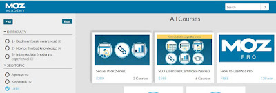 Moz Academy Premium Courses Purchase For Free