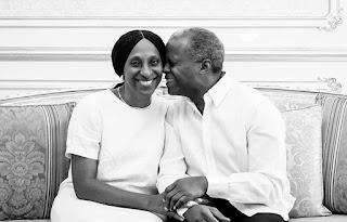 Osinbajo's wife call him sweet names on 63rd birthday
