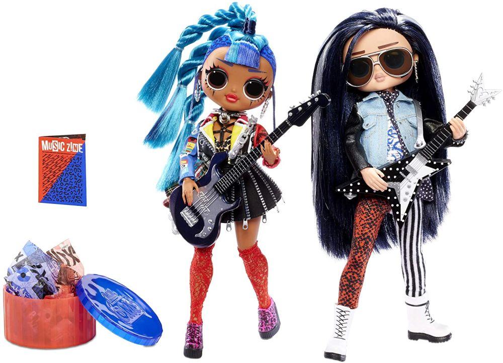 L.O.L. O.M.G. Remix девочка Punk Grrrl и мальчик Rocker Boi