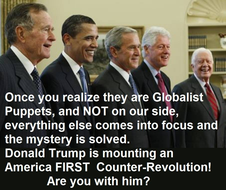 Image result for trump against globalists