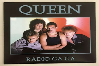 Queen Radio Ga Ga Lyrics