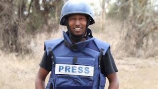 استمرارا لنهج قمع حرية الصحافة وانتهاك حقوق الانسان اثيوبيا تعتقل مصورا صحفيا يعمل مع وكالة رويترز
