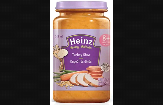 Possibility of insects prompts recall of certain Kraft Heinz baby food