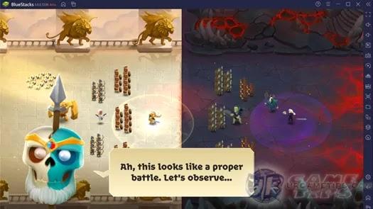 Battle Legion - Mass Battler Gameplay 1