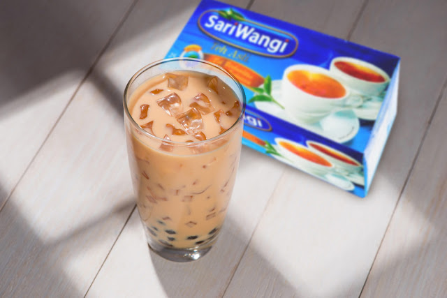 Aneka Minuman Menyegarkan dari Sariwangi