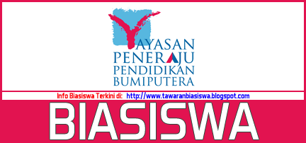 Tawaran Pembiayaan Pendidikan Peneraju Tunas Potensi 2019