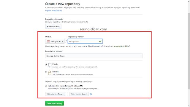 Cara Upload File JS ke GitHub - Sering Dicari
