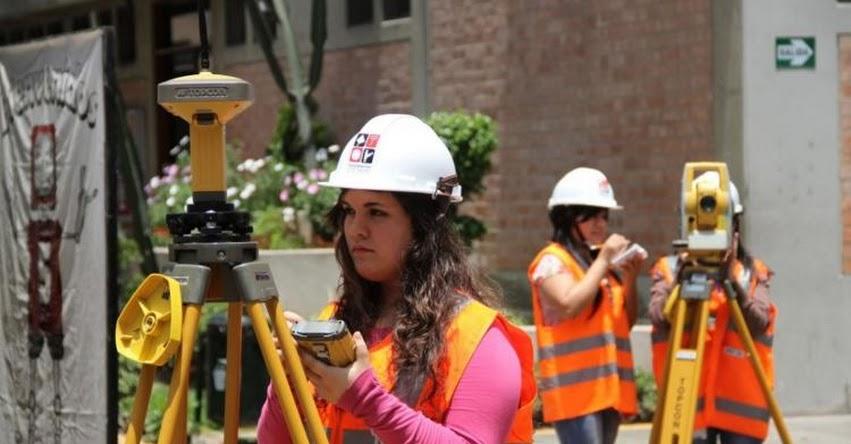 MUJERES EN ACCIÓN: Sencico ofrece cursos gratuitos para trabajos en construcción