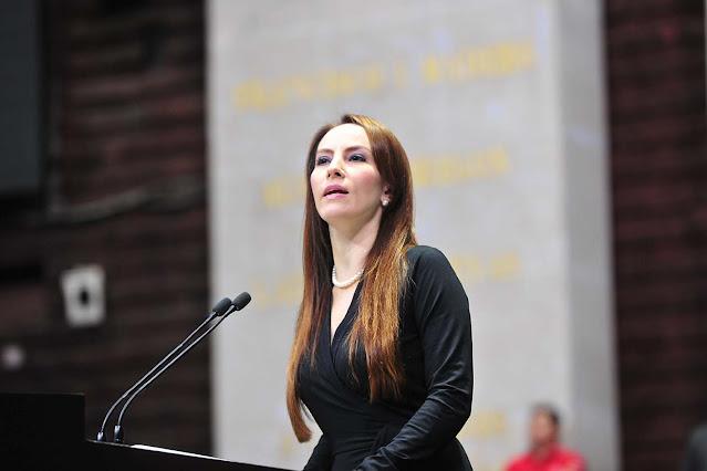 La diputada Gabriela Cuevas copresidirá el Comité Directivo de UHC2030