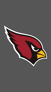 Wallpaper Arizona Cardinals Grey para celular