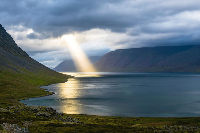 Sunbeam on Lake Photo by Davide Cantelli on Unsplash