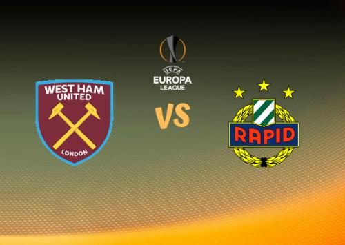 West Ham United vs Rapid Viena  Resumen y Partido Completo