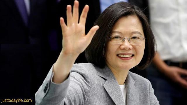sai-ing-wen-won-election-again, taiwan election