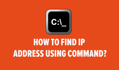 how to find printer ip address using command prompt