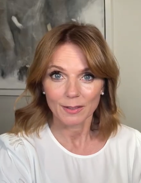 Geri Halliwell Weight loss she is back in shape