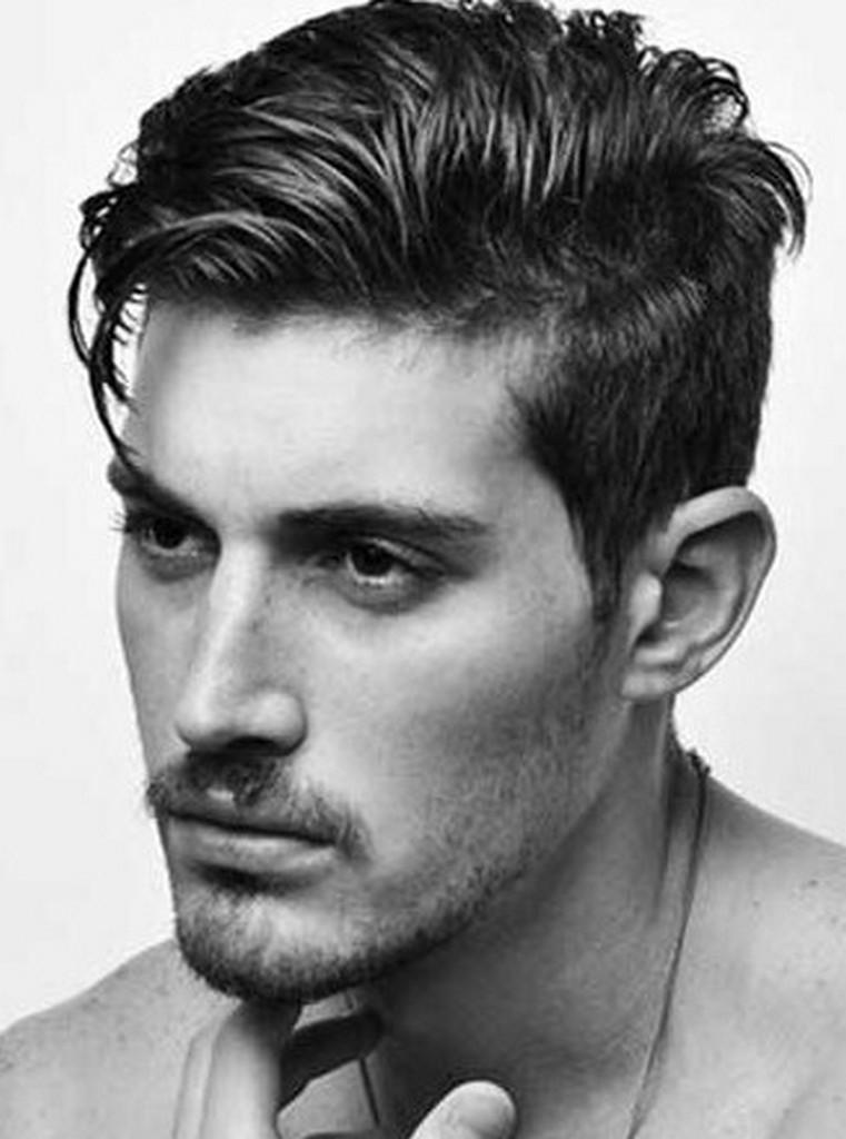 Model Gaya Rambut Pria Terbaru Masa Kini