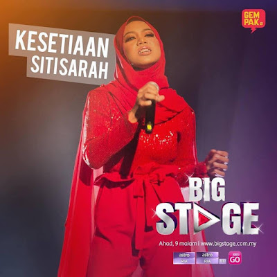 Live Streaming Big Stage Minggu 4 [ 26.8.2018 ]