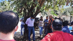 Tak Tepati Janji Pilkada, Wali Kota Ini di Ikat Oleh Warga di Pohon