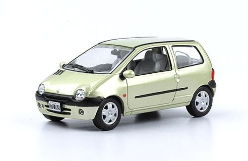 renault twingo 1:43 autos inolvidables argentinos salvat