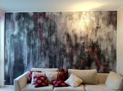 Parete Camera Da Letto Argento : Parete camera da letto carta da zucchero latest parete camera da