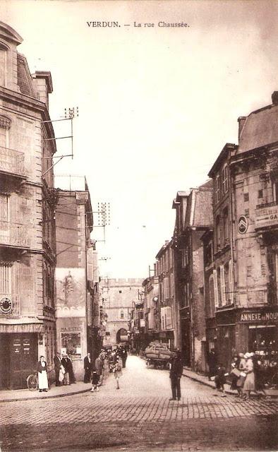 Verdun rue Chaussée