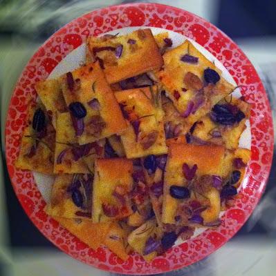 La mia pizza nizzarda, la pissaladière