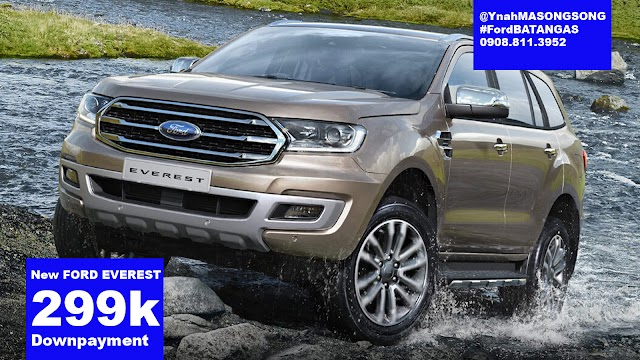 Go Further w/ New Ford EVEREST!