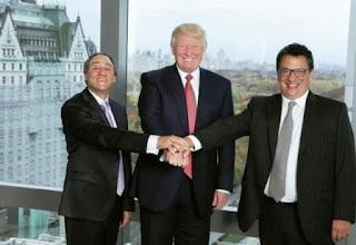 El presidente electo construirá oficinas en Buenos Aires y levanta una torre de departamentos en Punta del Este.