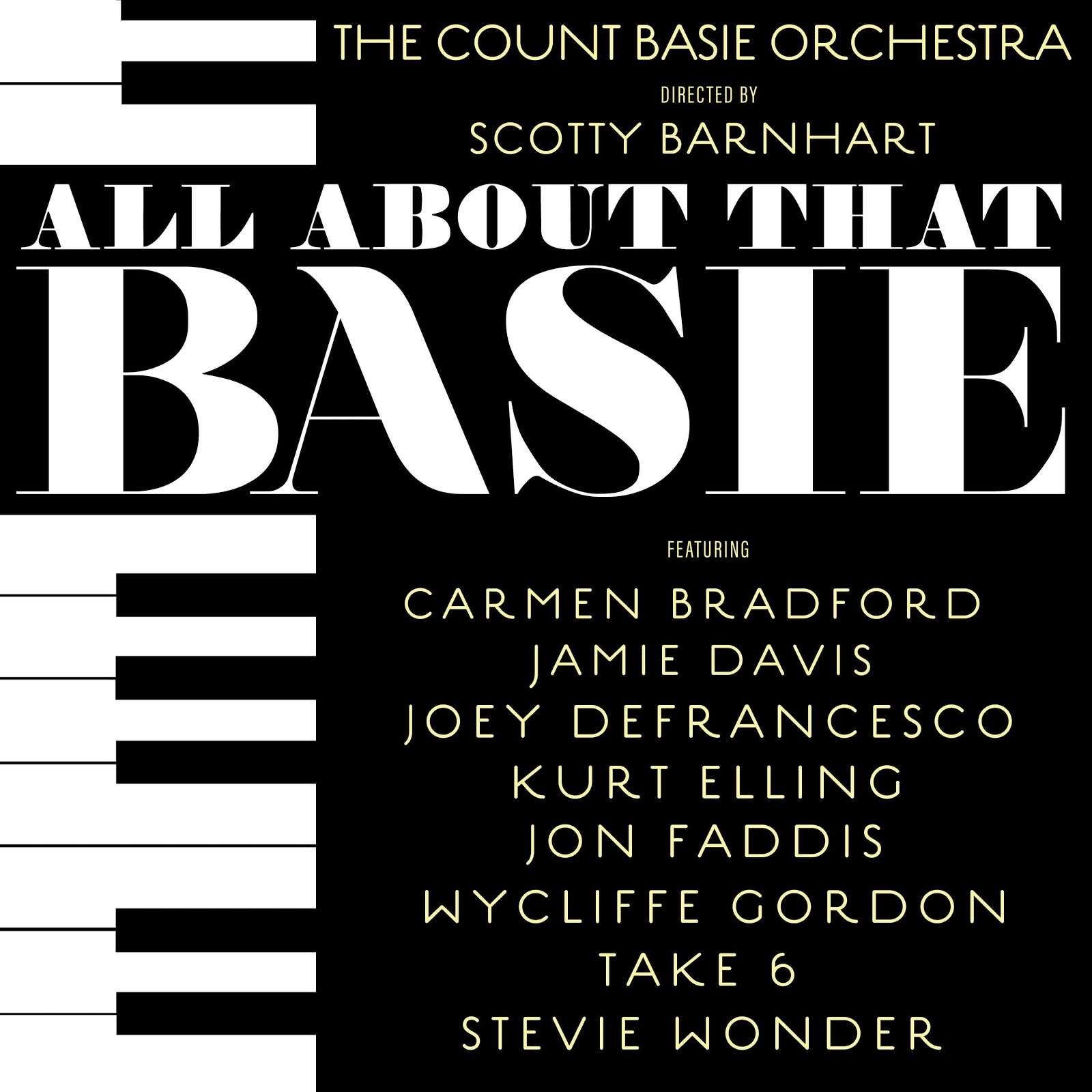 COUNT BASIE:  ALL ABOUT THAT BASIE