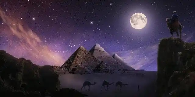 أهرامات مصر - معلومات هامة  للزائر