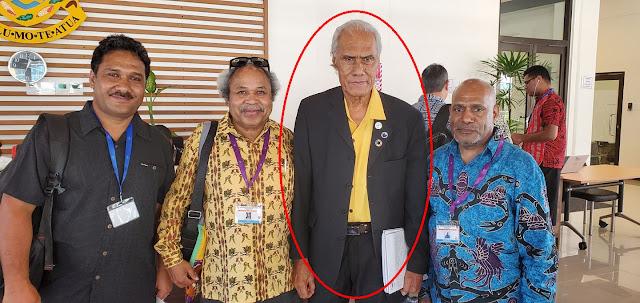 Pesan Belasungkawa dari ULMWP kepada Pemerintah dan Rakyat Tonga