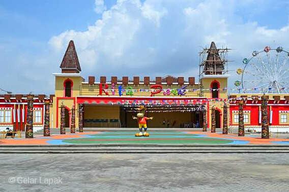 Wisata Rita Park Tegal Jawa Tengah