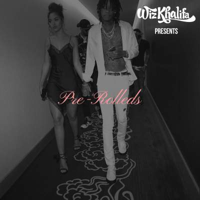 Wiz Khalifa - Pre-Rolleds (EP) - Album Download, Itunes Cover, Official Cover, Album CD Cover Art, Tracklist