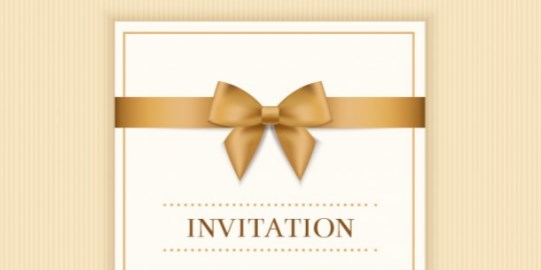 15 contoh invitation dan jenisnya jenis invitation stopboris Images