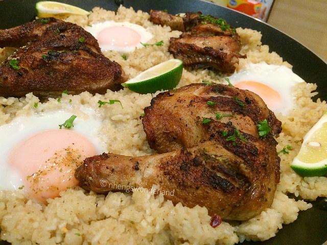 Mediterranean Chicken Pilaf
