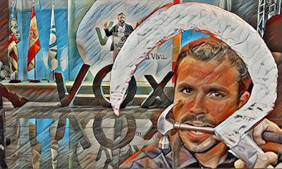 Garzón enceréllase con  VOX - Blog Galdo-Fonte