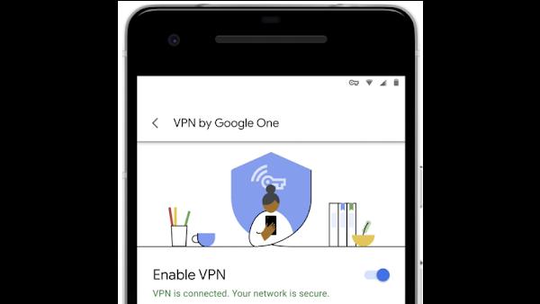 VPN do Google One agora está disponível em alguns países europeus