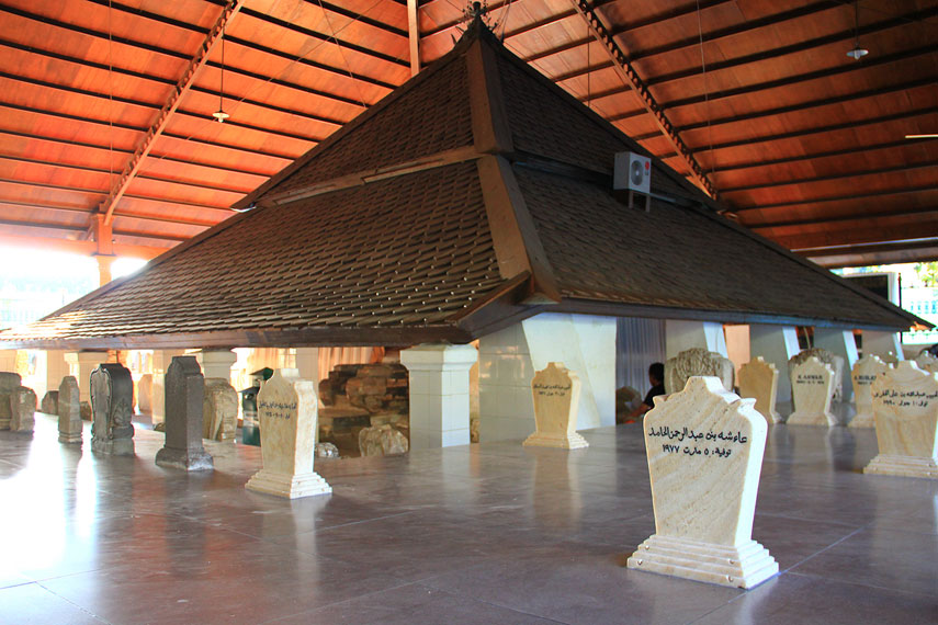 Cungkup Makam Sunan Bonang