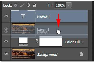 Totorial Cara Meletakkan Gambar di dalam Text Menggunakan Photoshop Dengan Mudah 1