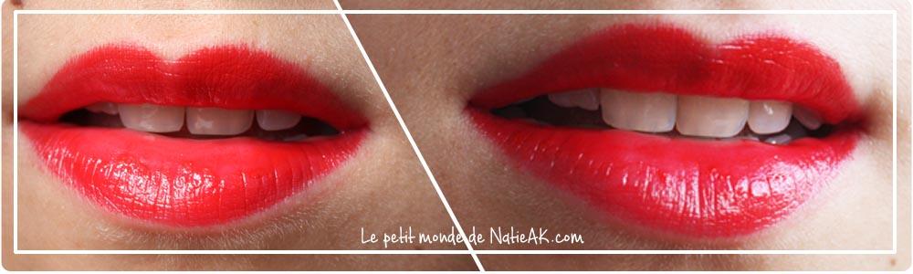 rouge à lèvres longue tenue pas cher